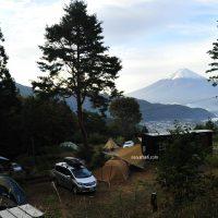 แคมป์กางเต้นปิ้งย่างบนภูเขาที่ Retreat Camp Mahoroba