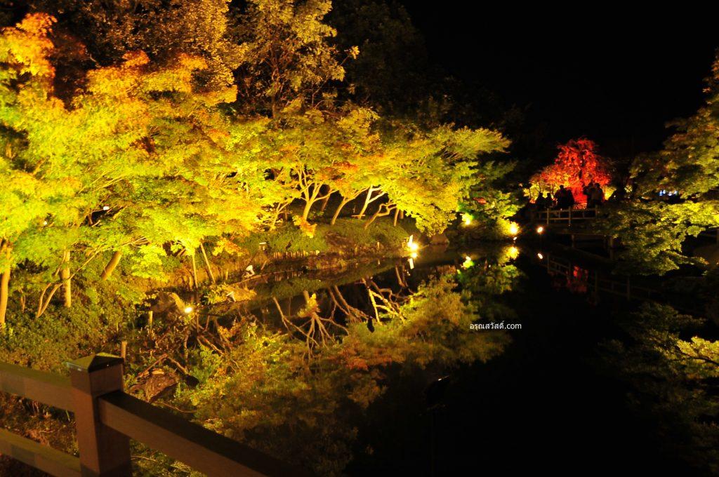 นาบานะ โนะ ซะโตะ Nabana No Sato Illumination