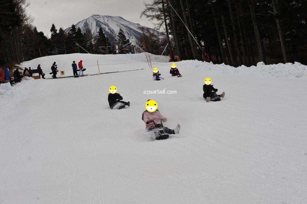 ฟูจิเท็น สโนว์ รีสอร์ต Fujiten Snow Resort
