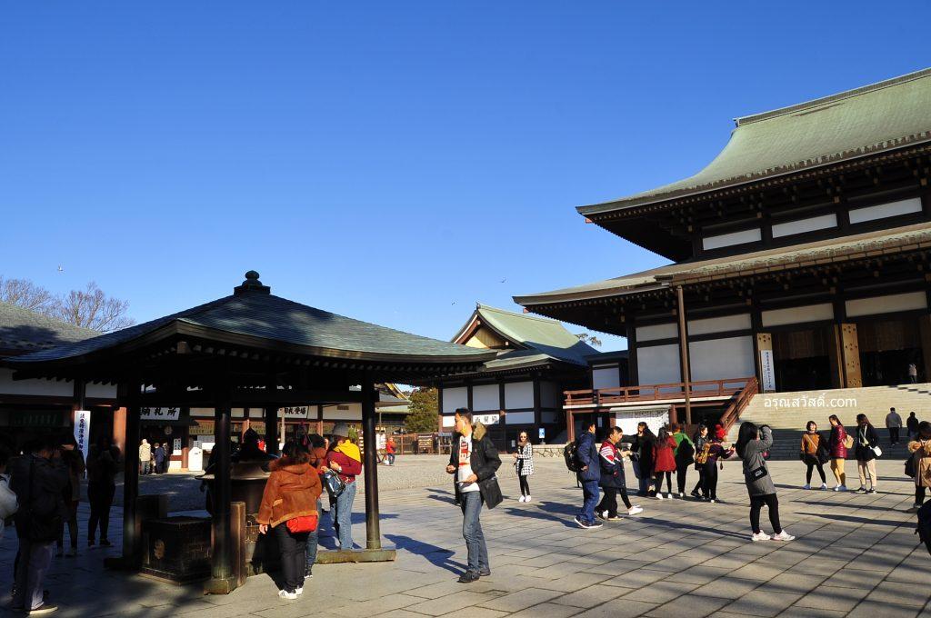 วัดนาริตะซัง Naritasan Shinshoji Temple